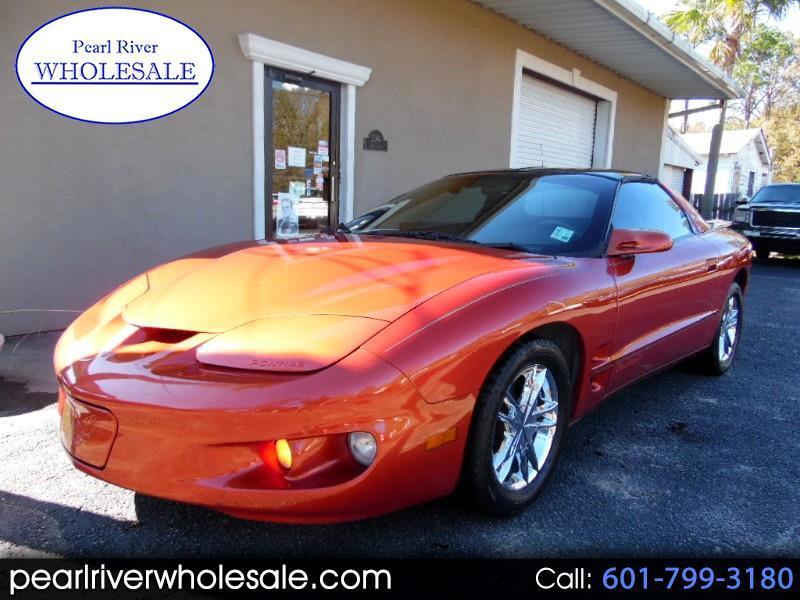 Pontiac Firebird Coupe 2001