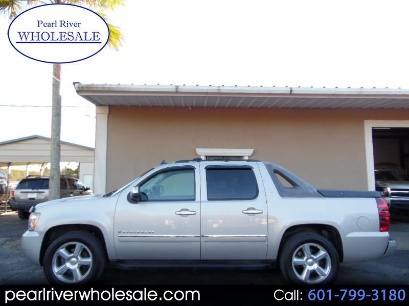 Chevrolet Avalanche LTZ 2WD 2009