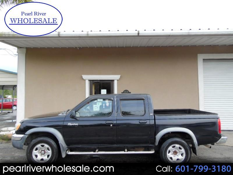 Nissan Frontier XE Crew Cab 2WD 2000