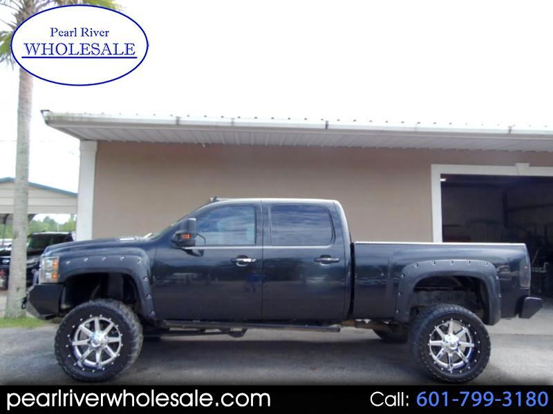 used 2008 chevrolet silverado 2500hd lt1 crew cab long box 4wd for sale in picayune ms 39466 pearl river wholesale used 2008 chevrolet silverado 2500hd