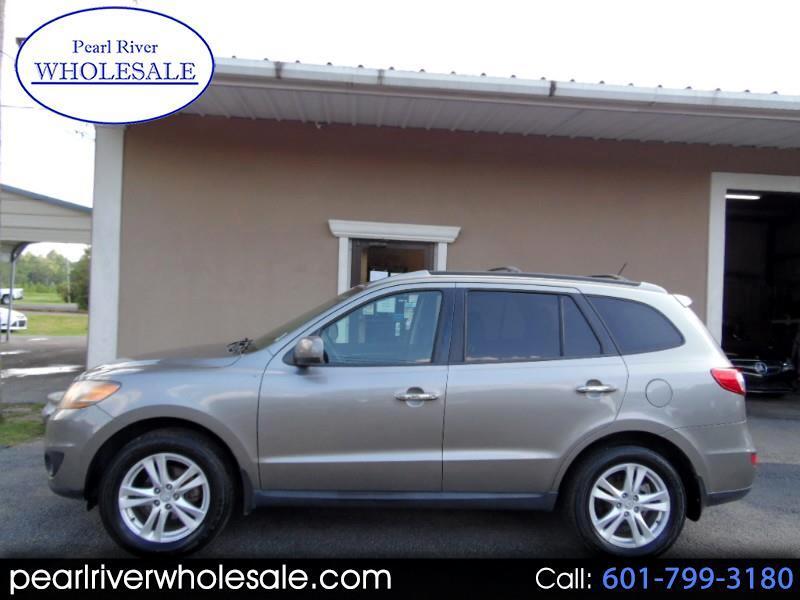 Hyundai Santa Fe Limited 2.4 FWD 2011