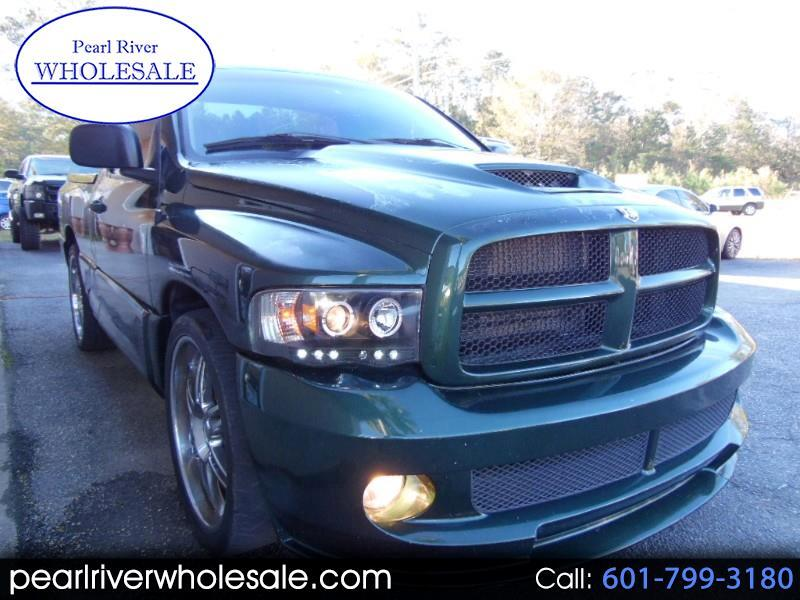 Dodge Ram 1500 SLT Plus Short Bed 2WD 2002