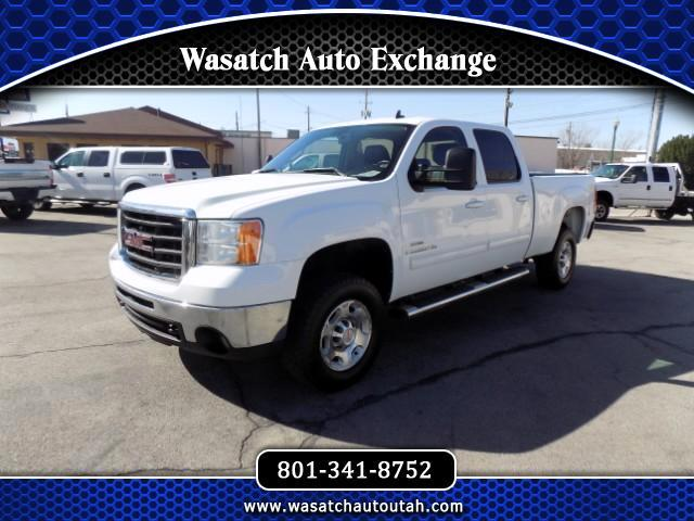 2009 GMC Sierra 2500HD SLT Crew Cab Short Bed 4WD