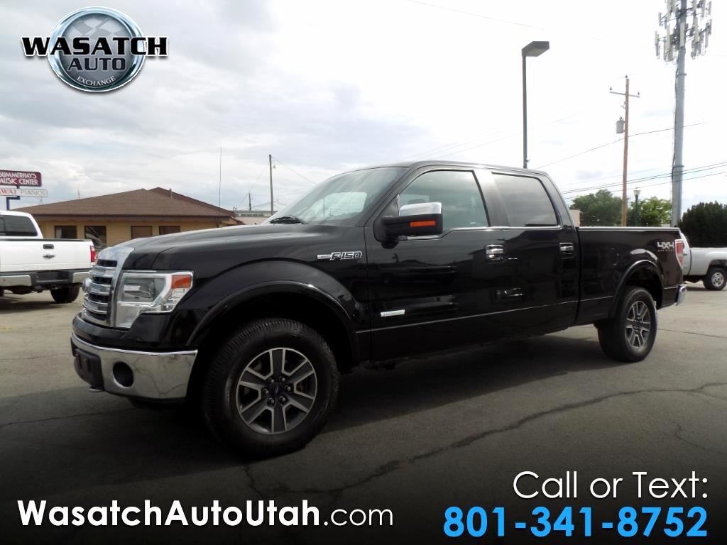 Used 2014 ford f 150 for sale in orem ut 84058 wasatch auto exchange