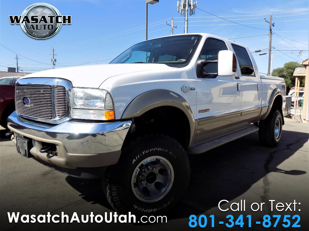 2004 Ford F-350 King Ranch