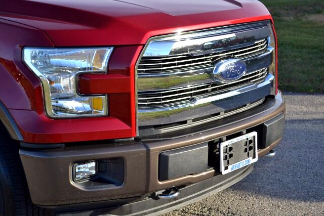 2015 Ford F-150 LARIAT 4WD