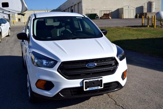 2018 Ford ESCAPE S S