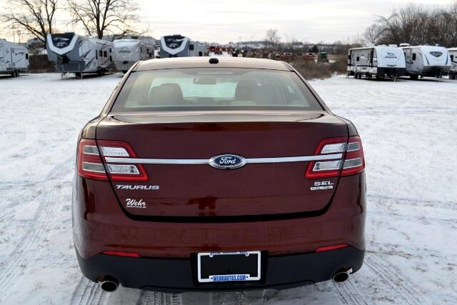 2016 Ford TAURUS SEL SEL FWD
