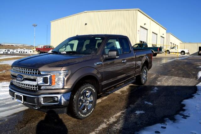 2018 Ford F-150 XLT 4WD