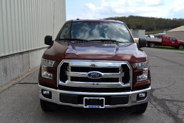 2016 Ford F-150 XLT 4WD