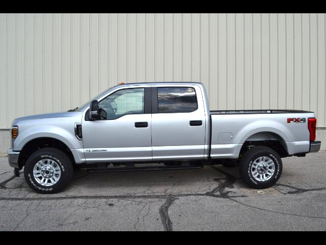 2018 Ford F-250 SD STX FX4