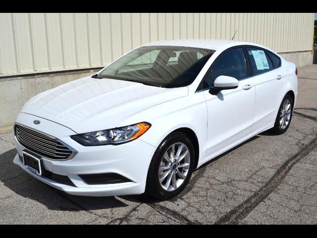 2017 Ford FUSION SE SE