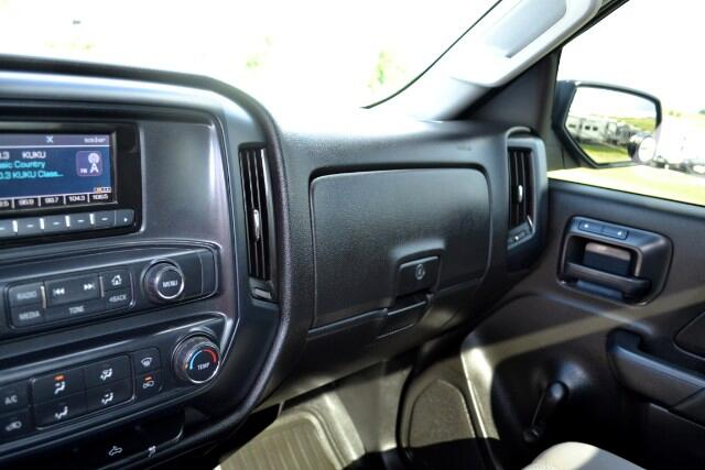 2014 Chevrolet Silverado 1500 Short Bed 2WD