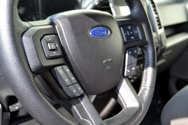2016 Ford F-150 XLT 4WD