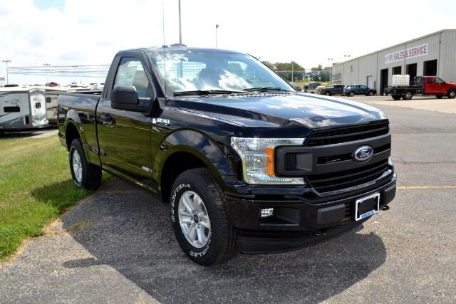 2018 Ford F-150 XL 8-ft. Bed 2WD