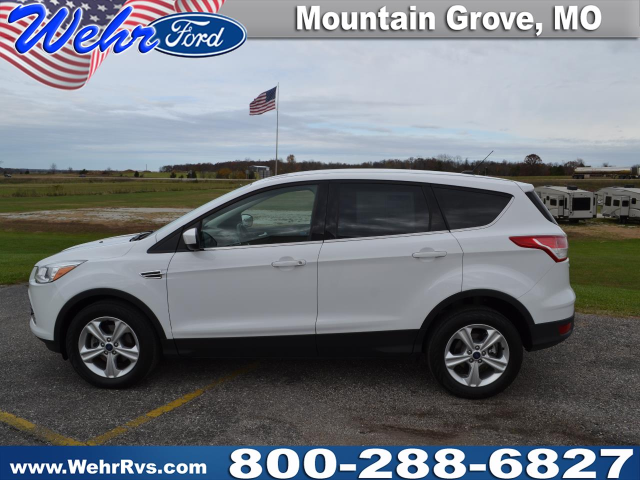 2015 Ford ESCAPE SE FWD 4dr SE