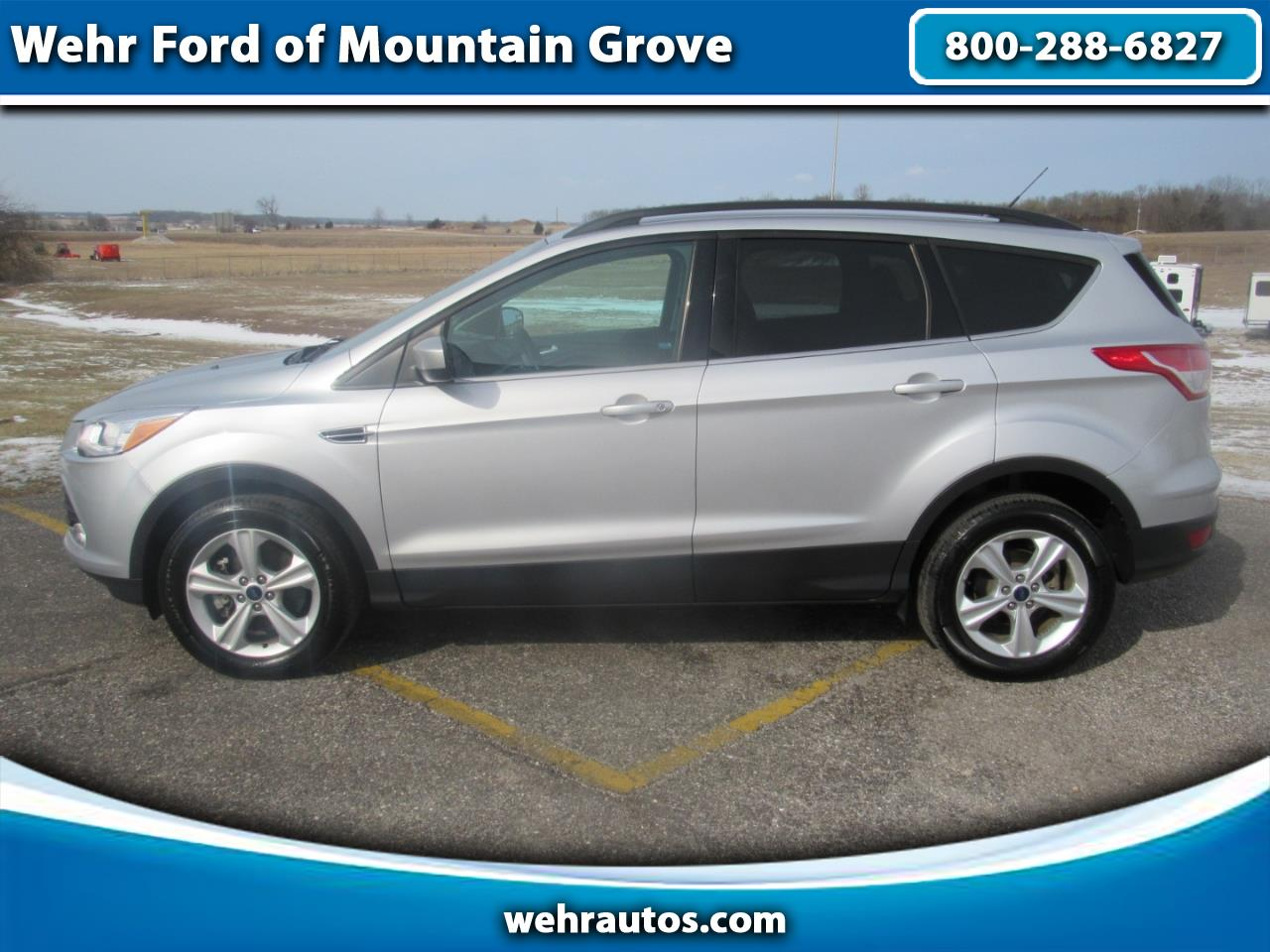 2014 Ford ESCAPE SE 4WD 4dr SE