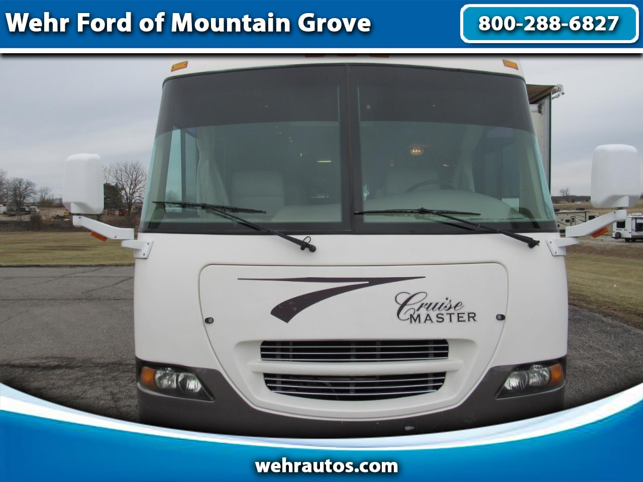 2001 Ford Super Duty F-550 Motorhome Georgie Boy Cruise Master 3600DS