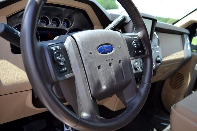2013 Ford F-350 SD Lariat SuperCab 2WD