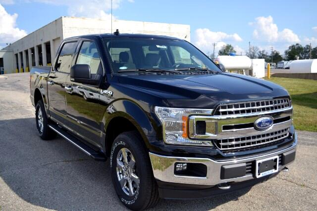 2018 Ford F-150 XLT-FX4 4WD