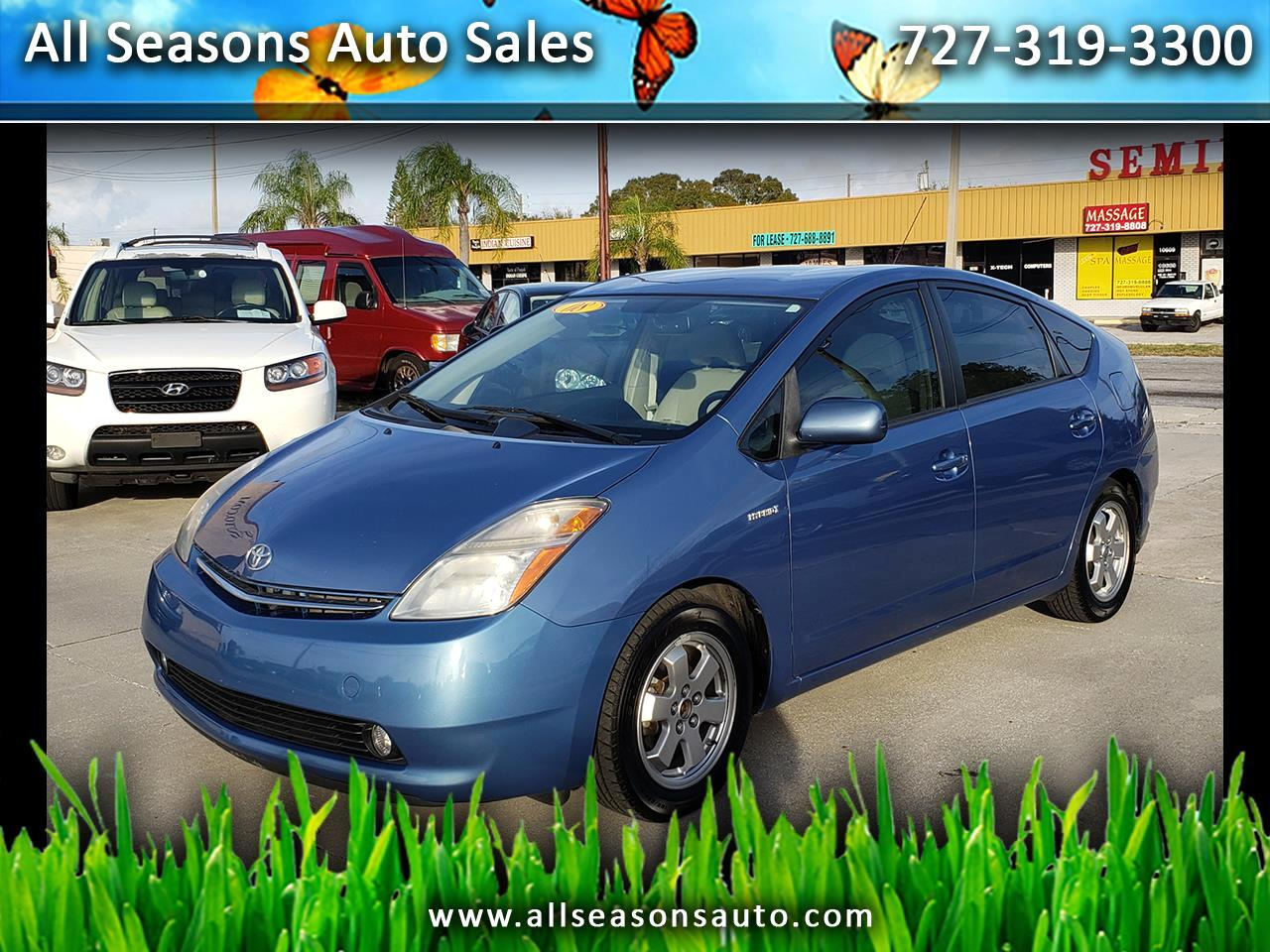 2008 Toyota Prius Package #6