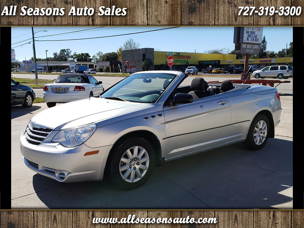 2010 Chrysler Sebring Convertible LX
