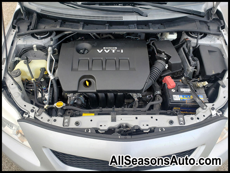 2010 Toyota Corolla LS