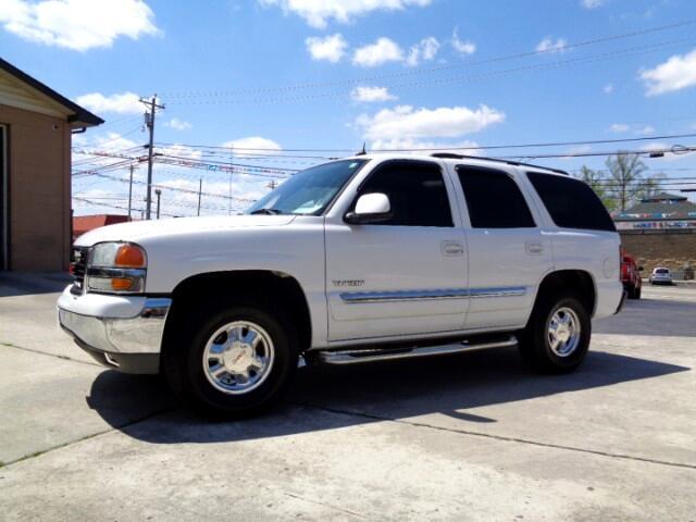2004 GMC Yukon SLE 2WD