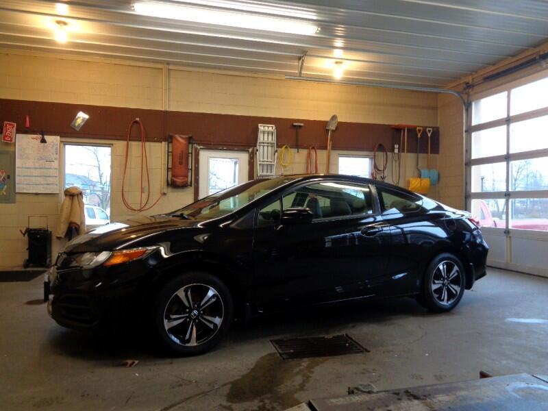 2015 Honda Civic Coupe 2dr Man EX