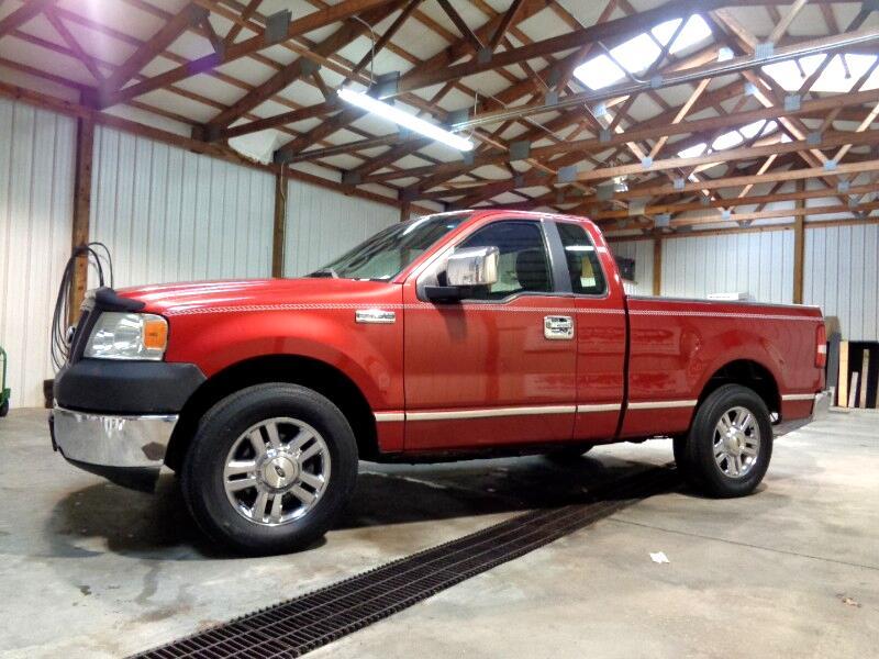"""2008 Ford F-150 2WD Reg Cab 126"""" XL"""