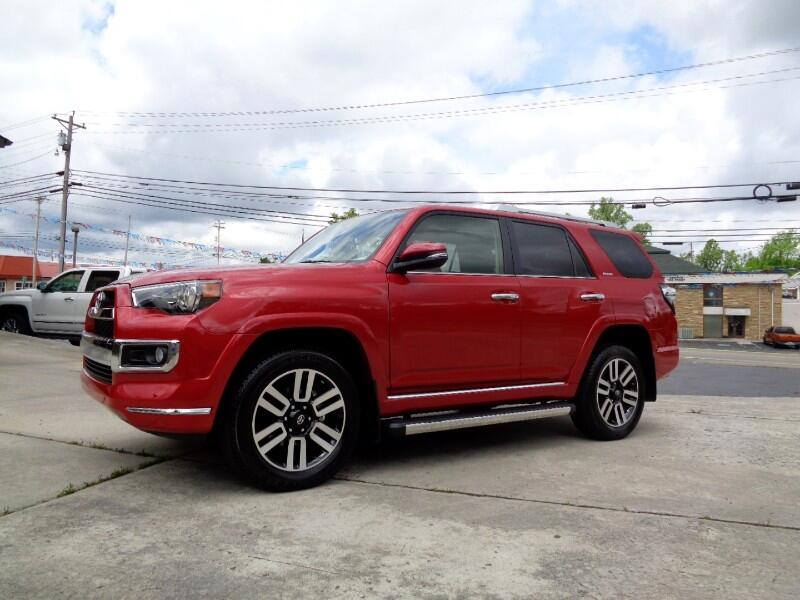 2018 Toyota 4Runner Limited 4WD (Natl)