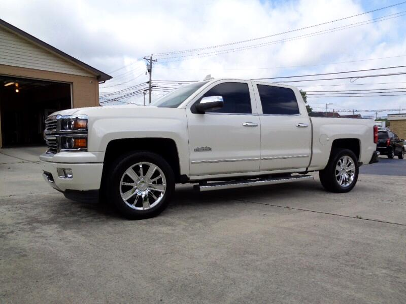 "2015 Chevrolet Silverado 1500 4WD Crew Cab 143.5"" High Country"