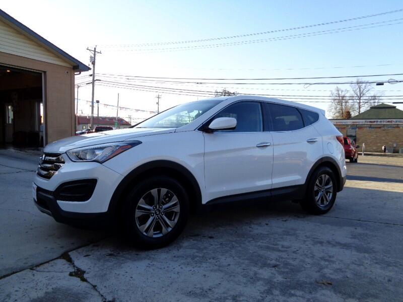 2016 Hyundai Santa Fe Sport FWD 4dr 2.4