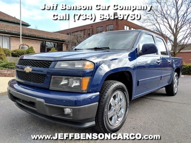 2011 Chevrolet Colorado LT Crew Cab