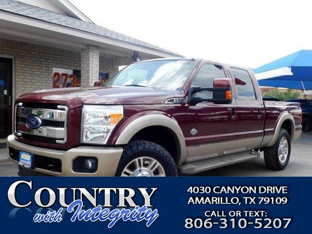 Used 2012 ford f 250 sd for sale in amarillo canyon for Integrity motors amarillo tx
