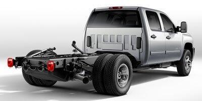 2013 Chevrolet Silverado 3500HD Work Truck
