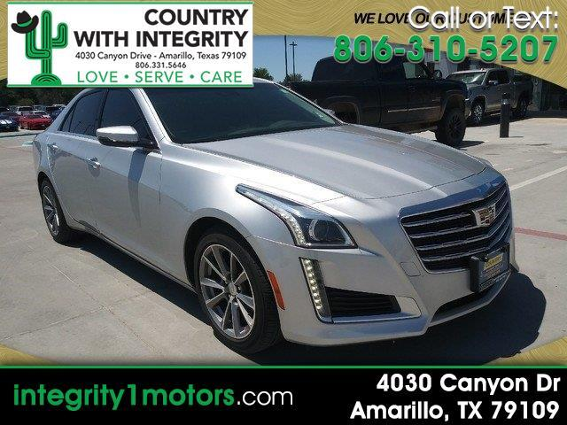 2019 Cadillac CTS Luxury RWD