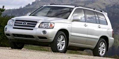 Toyota Highlander Hybrid  2006