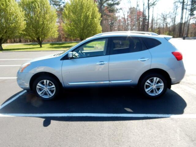 2012 Nissan Rogue SV FWD