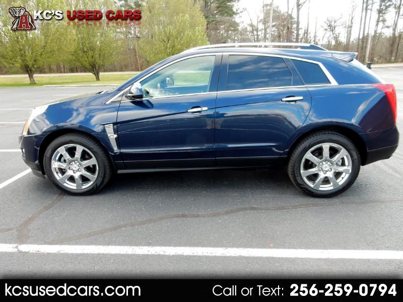 2010 Cadillac SRX AWD 4dr Premium Collection