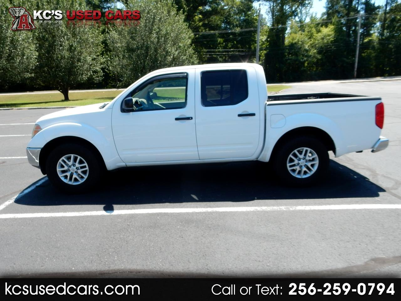 2006 Nissan Frontier SE Crew Cab V6 Manual 2WD