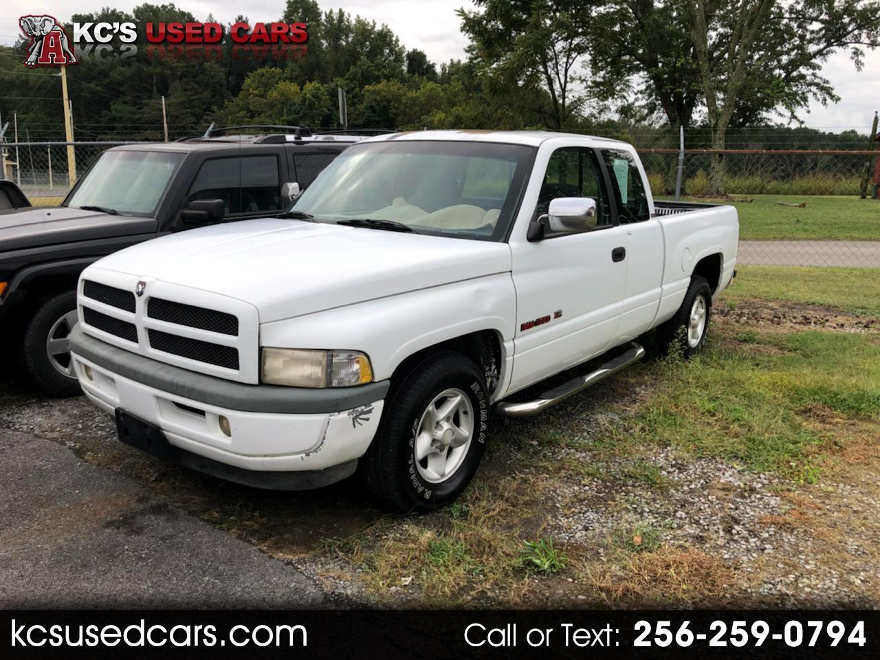 """Dodge Ram 1500 Club Cab 139"""" WB 1996"""