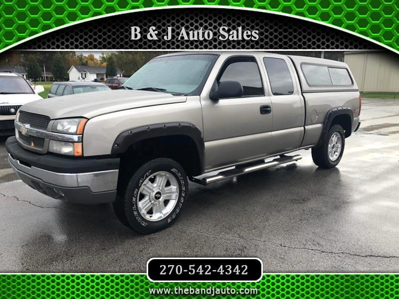 2003 Chevrolet Silverado 1500 Z71 Ext. Cab Long Bed 4WD