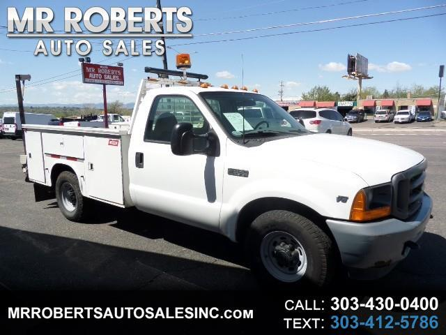 2001 Ford F-350 SD XL 2WD