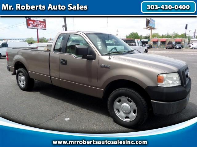 2006 Ford F-150 XL Long Bed 4WD
