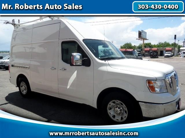 2012 Nissan NV Cargo 2500 HD S V8 High Roof