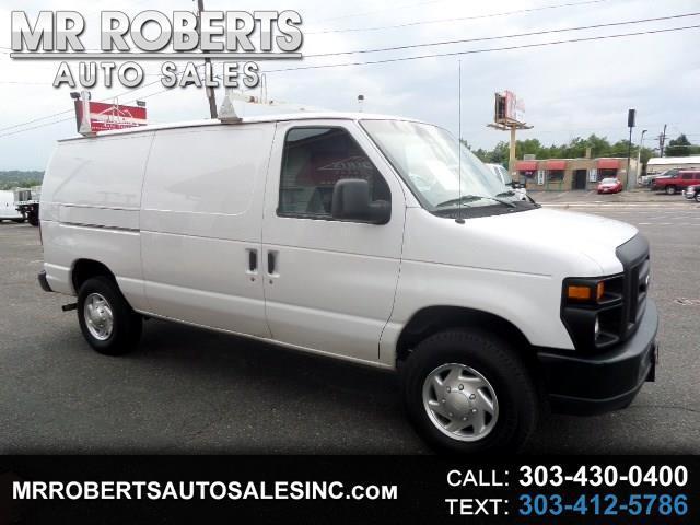 2010 Ford Econoline Cargo Van E-250 Commercial