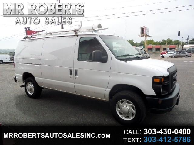 2014 Ford Econoline Cargo Van E-350 Super Duty Commercial
