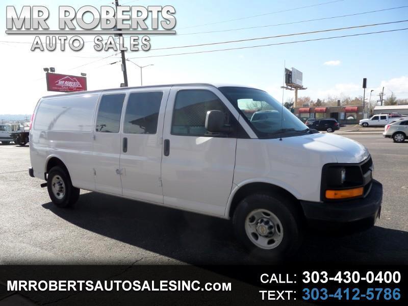 """2009 Chevrolet Express Cargo Van RWD 2500 155"""""""