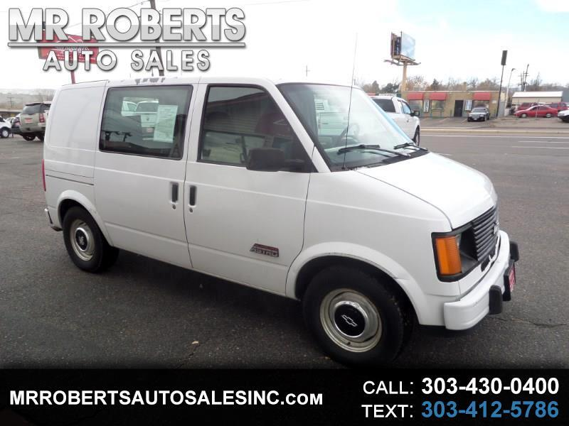"1994 Chevrolet Astro Cargo Van 111"" WB AWD"